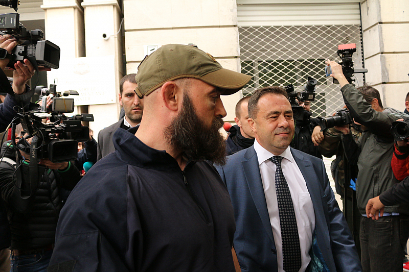 Прокуратурата повдигна обвинения на зам.министъра от МОСВ Красимир Живков и