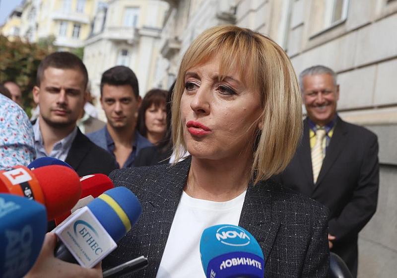 Мая Манолова сигнализира, че кораб е разтоварил 5514 тона бали