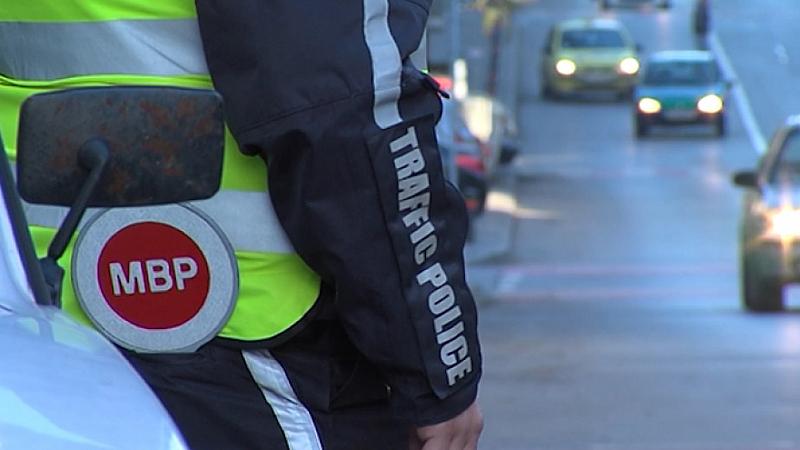 МВР започна нова масова акция за контрол по пътищата в
