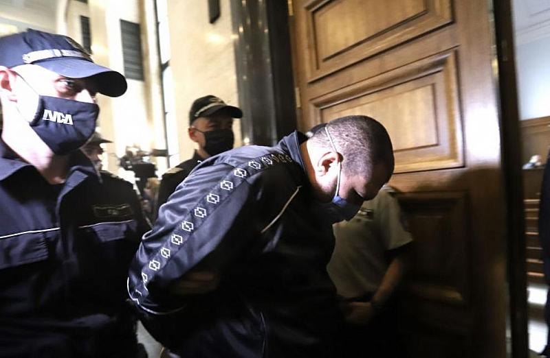 Мъжът с над 360 килограма кокаин в столичния Студентски град