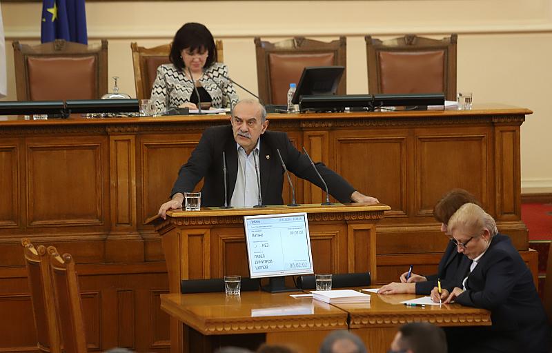 """Депутатите от """"Атака"""" ще решат дали да подкрепят вота на"""