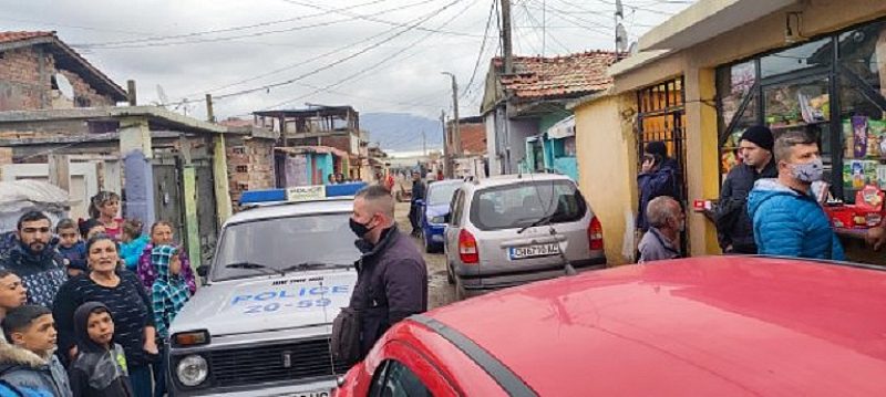 Спецакция на МВР се проведе в сряда в ромския квартал
