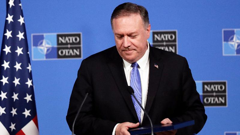 Американският държавен секретар Майк Помпео е похвалил България за сделката
