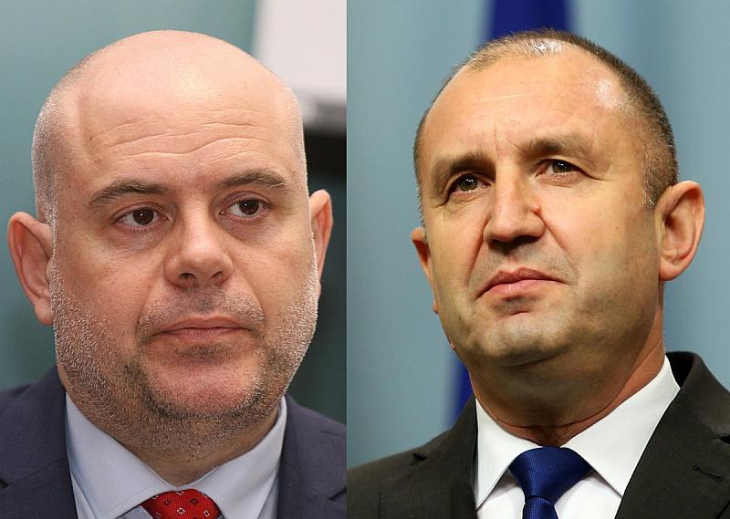 След като стана ясно, че главният прокурор Иван Гешев иска