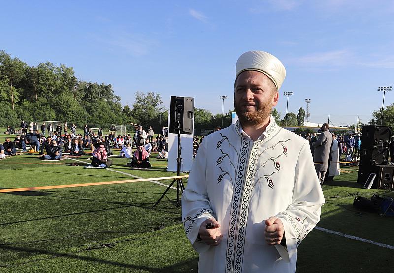 700 000 мюсюлмани у нас посрещнаха празника Рамазан Байрям. Тази