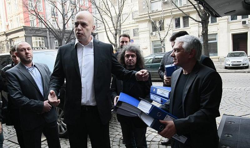 След решението на Софийски градски съд да отхвърли молбата за