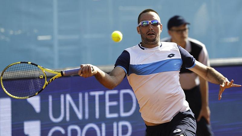 Сръбският тенисист Виктор Троицки е положителен за коронавирус, съобщава Sports