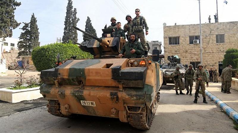 Турция, която е все по-агресивна, амбициозна и авторитарна, се превръща