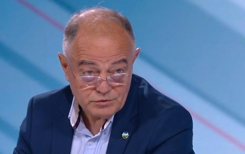 Младен Маринов не е министър на Бойко Борисов и неговите