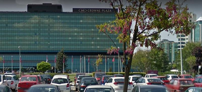 Черногорският бизнесмен Миодраг Дака Давидович е ранен в Белград във