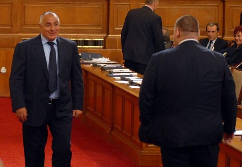 Както вече всички чухме и видяхме, министърът на МОСВ Емил