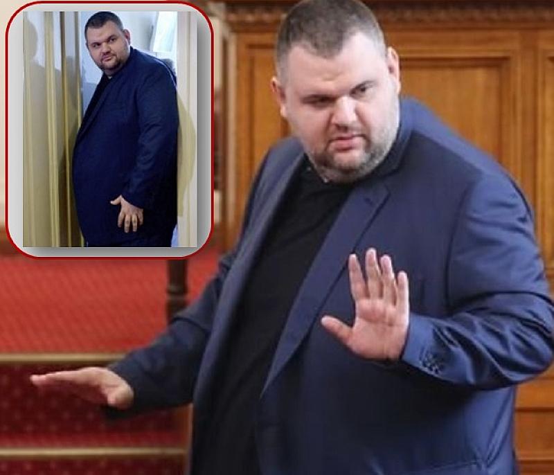 Депутатът, който не стъпва на работното си място, Делян Пеевски