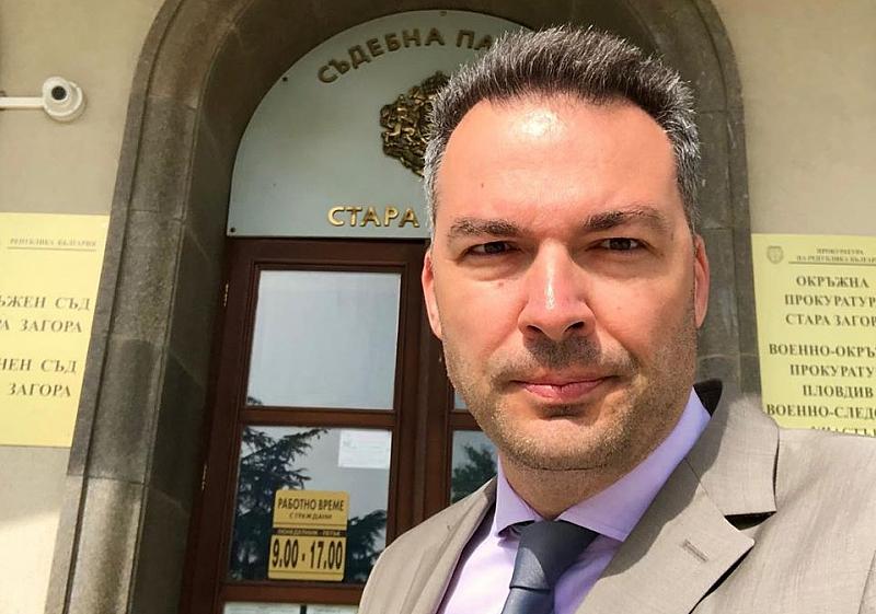 """Снимка: Адв. Емил Георгиев: """"Къщите за гости"""" са лакмус за новия главен прокурор"""