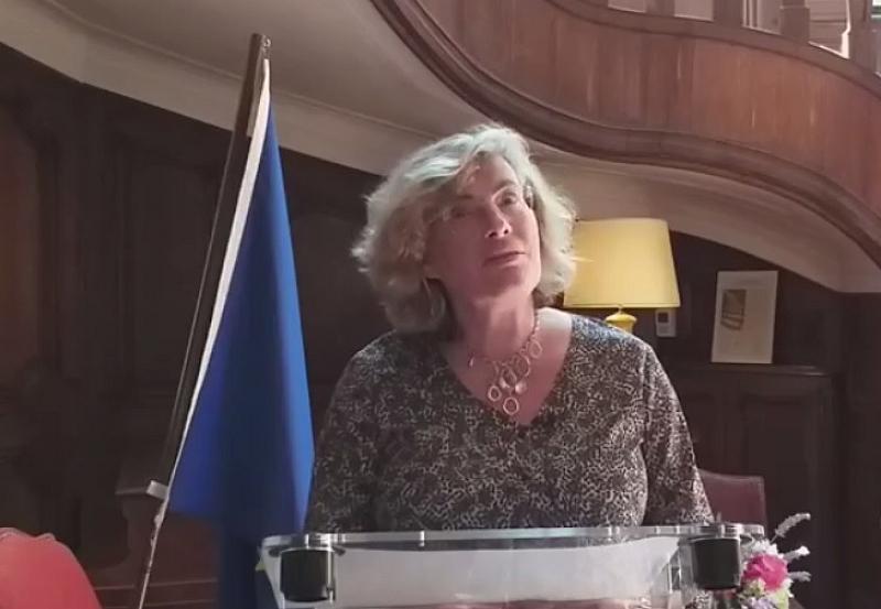 Френският посланик у нас Н.Пр. Флоранс Робин призова да бъдем