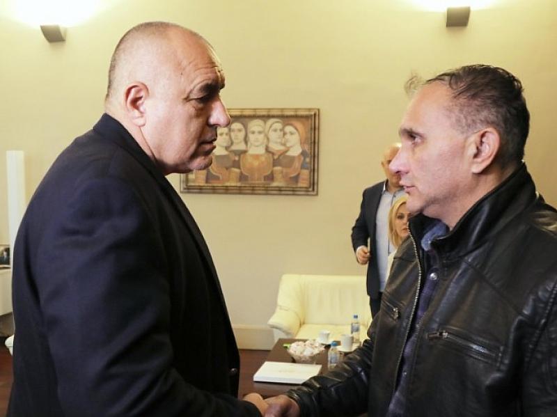 Премиерът Бойко Борисов и главният прокурор Иван Гешев се срещнаха