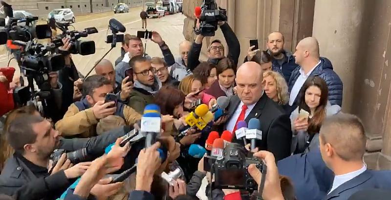Всички негативни изказвания на Иван Гешев по отношение на медиите