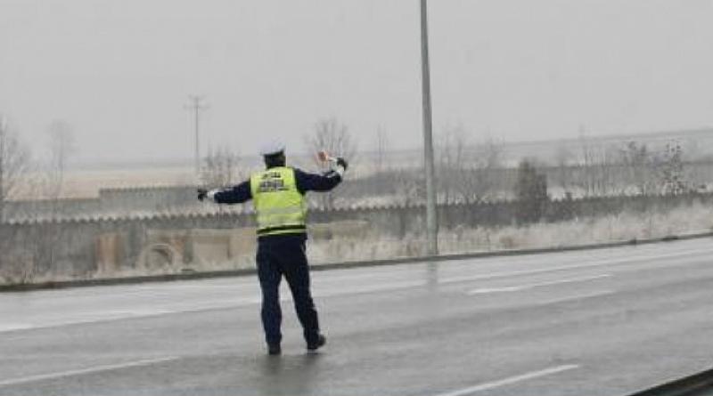 Верижна катастрофа на столичното Цариградско шосе затрудни трафикът в района.