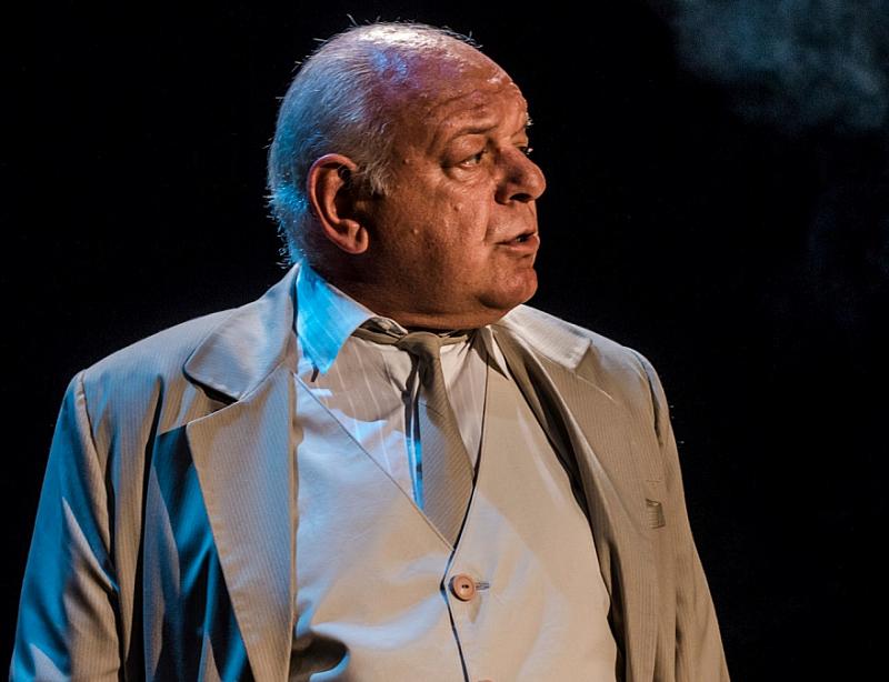 На 58-годишна възраст почина актьорът Лъчезар Кацарски, съобщават от Драматичен