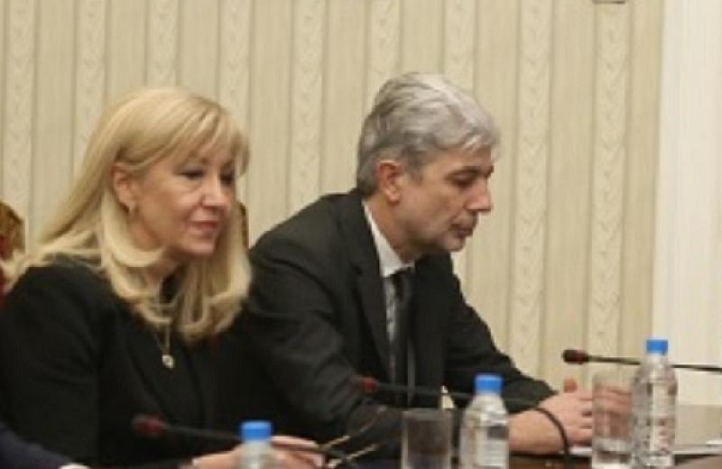 Изводът на прокуратурата в Перник е, че регионалният министър Петя