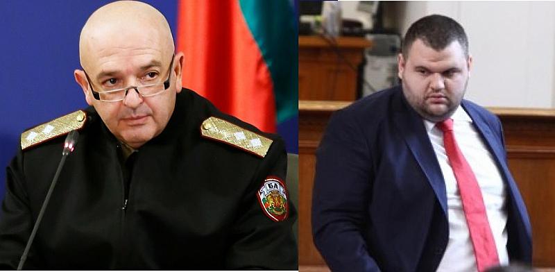 Депутатът от ДПС Делян Пеевски е сред най-пошлите лица на