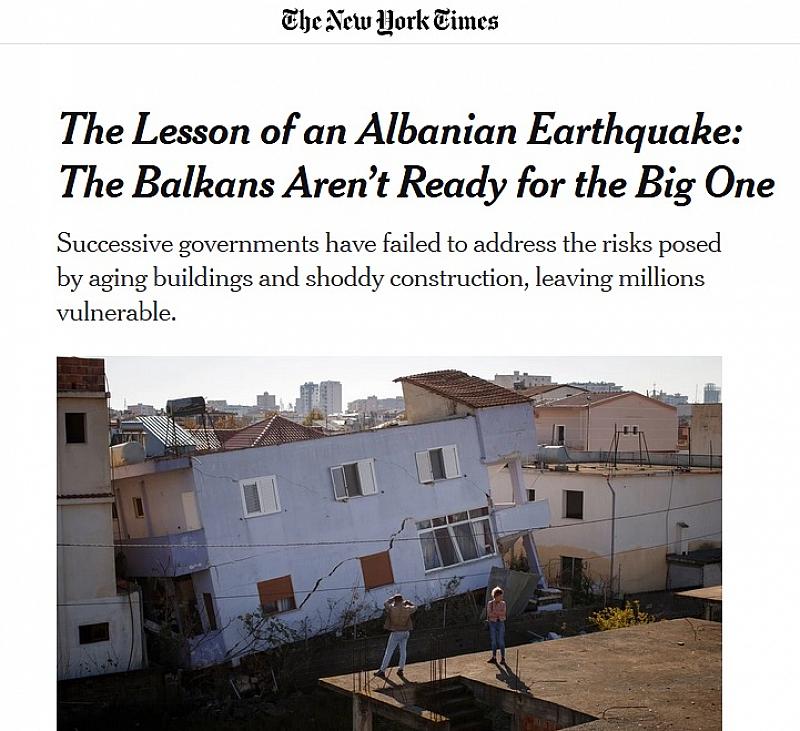 В балканските страни поредица правителства не съумяват да обърнат внимание