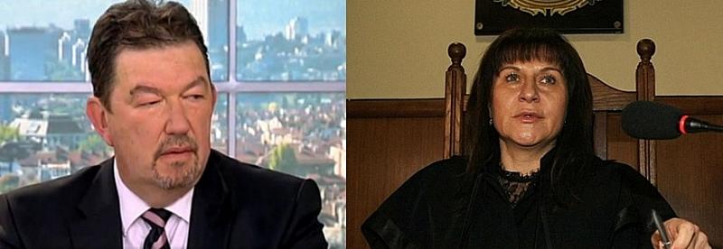 """Адвокат Константин Симеонов, който защитава основния обвиняем по """"Делото КТБ"""""""