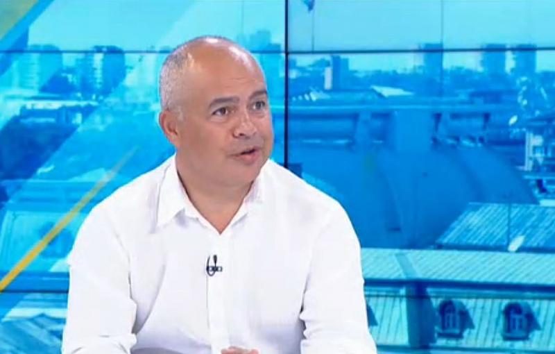 Българските граждани организират протестите, а основният организатор е г-н Борисов