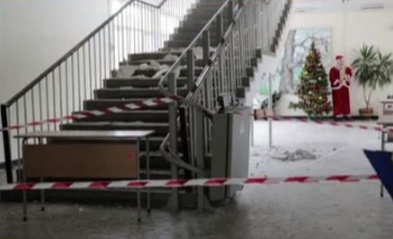 Над 500 деца бяха евакуирани от училище в Кърджали, след
