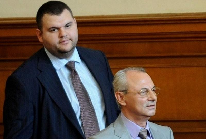 Ахмед Доган и Делян Пеевски се отказаха от държавната си