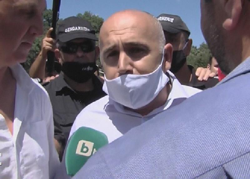 Скорострелно шефът на ОДМВР-Бургас подаде оставка. Новината за това дойде