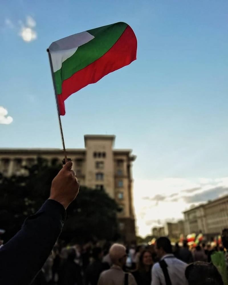 Започва шести ден от антиправителствените протести в столицата. Десетки хиляди