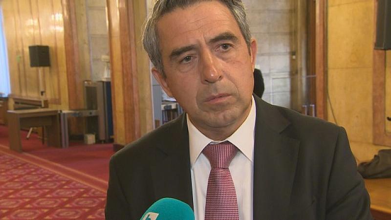 Той заяви още, че българският народ може да се чувства