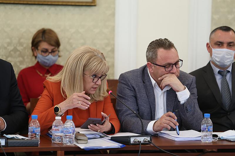 Борисовите народни представители изключително много се възмутиха от квалификациите.Петя Аврамова
