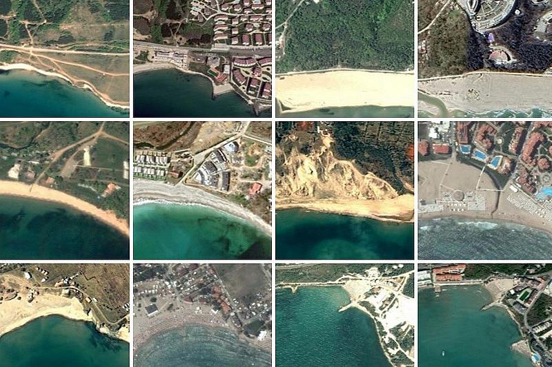 Бетонофрения по родното Черноморие. Изцяло променен е обликът на плажовете