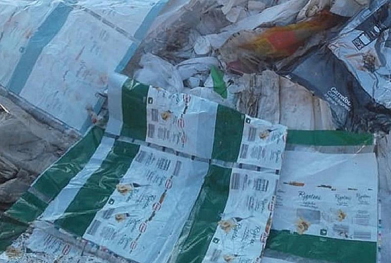 Боклукът в Костинброд е незаконно извозен от фирма, която не