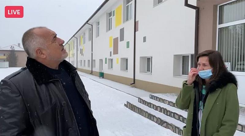 Отново е уикенд и премиерът Борисов традиционно започва обиколките си
