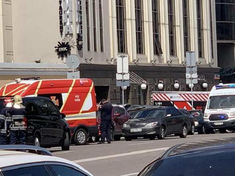 Мъж вдигна на крак полицията в Киев, след като заплаши