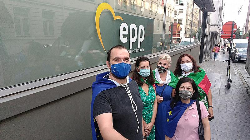 Българи в чужбина изпратиха второ отворено писмо до Европейската народна
