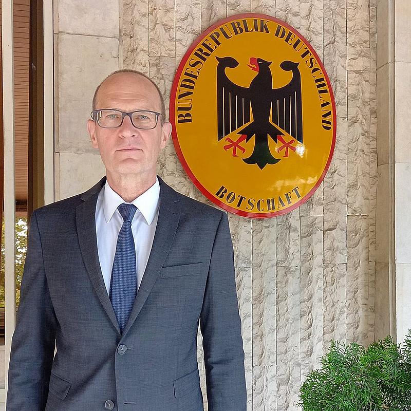Посланикът на Германия у нас излезе с официална позиция, час
