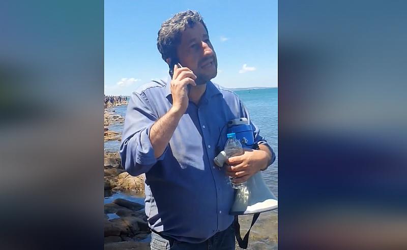"""Бившият правосъден министър и съпредседател на партията """"Демократична България"""" обяви"""