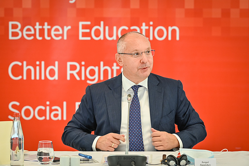Това заяви президентът на ПЕС и български евродепутат Сергей Станишев