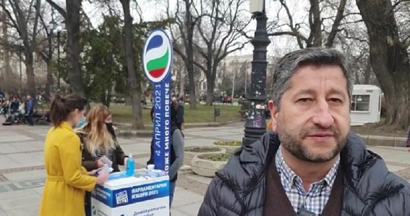 Христо Иванов предложи на ЦИК за часове да се направи