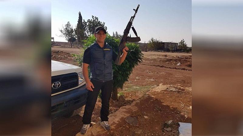 Ръководител на терористична организация в Сирия е бащата на задържания