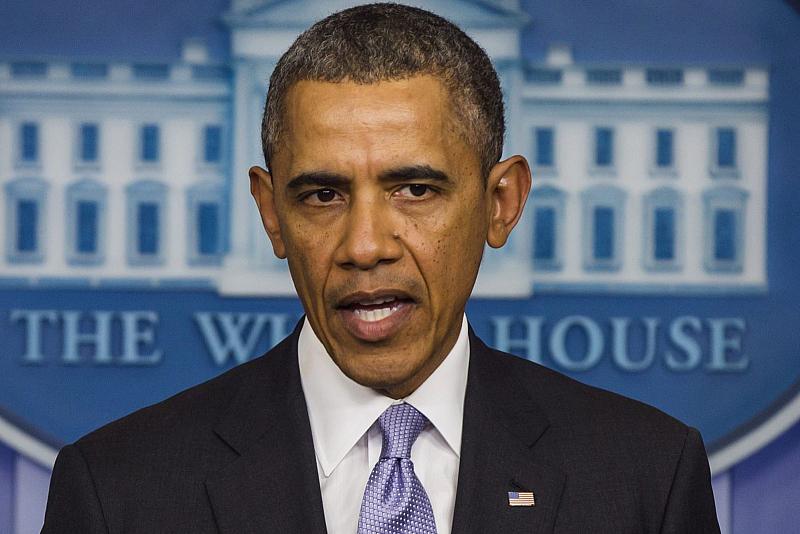 Поредна порция остри критики от страна на Барак Обама към