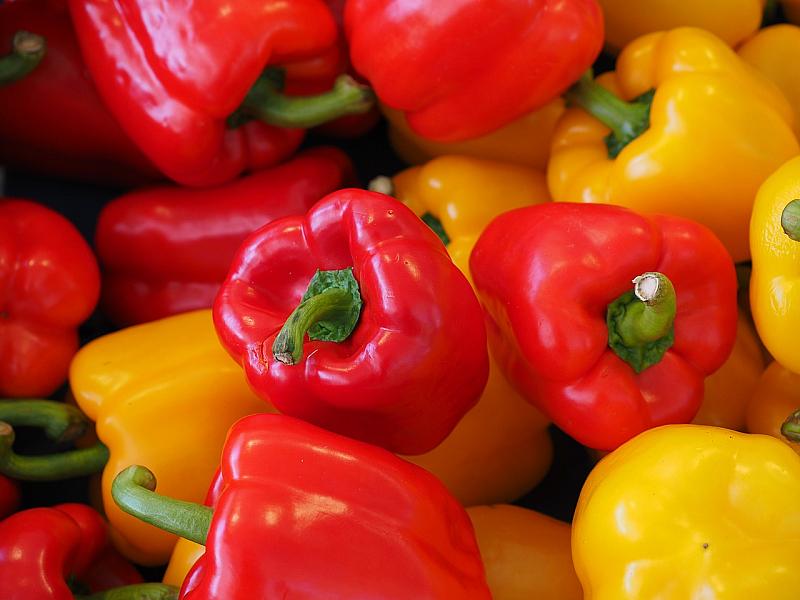 Пипер с пестициди, предназначени за родния пазар беше задържан от