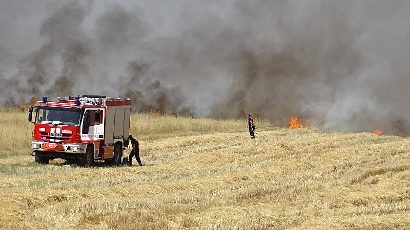 Вчера бе съобщена новината за загиналите при пожара в село
