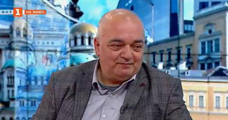 Това заяви в ефира на Българската национална телевизия Арман Бабикян