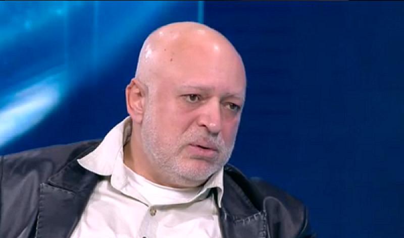 Това заяви в ефира на bTV проф. Велислав Минеков.Той взе