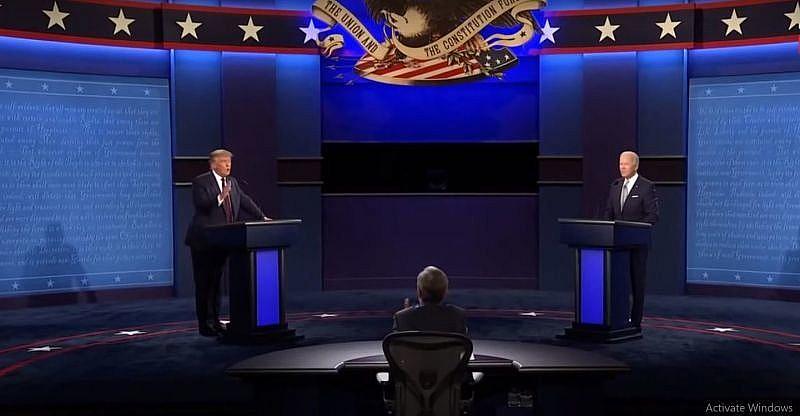 Два дни остават до финалния дебат между претендентите за Белия