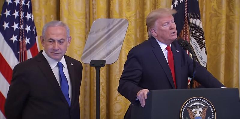Палестина категорично се обяви против плана на Доналд Тръмп за